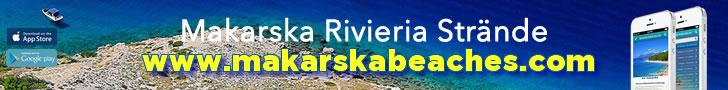 Makarska Riviera Strände